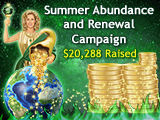 Summer Abundance and Renewal Campaign