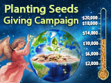 Planting Seeds Giving Campaign