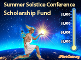 Scholarship for 2021 Summer: Meditation Class with Mercurian Masters